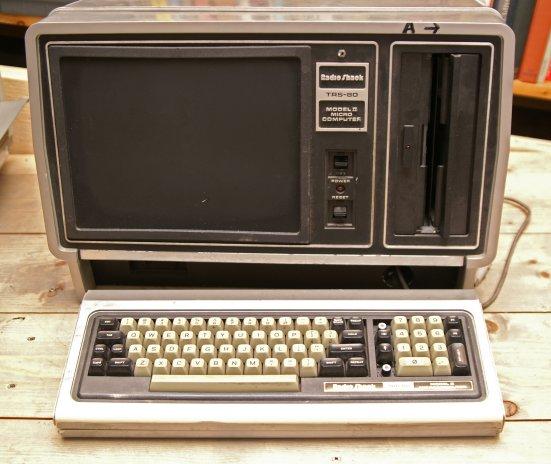 TRS-80 Model II