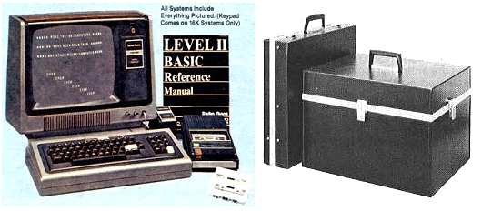 Carrying cases TRS-80