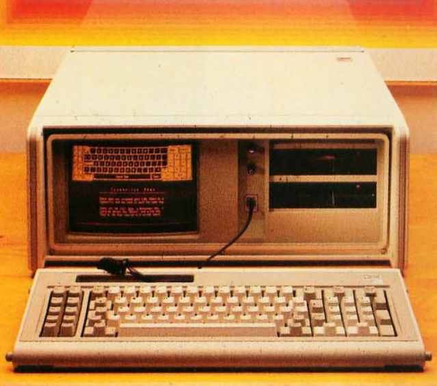 The IBM Portable Personal Computer