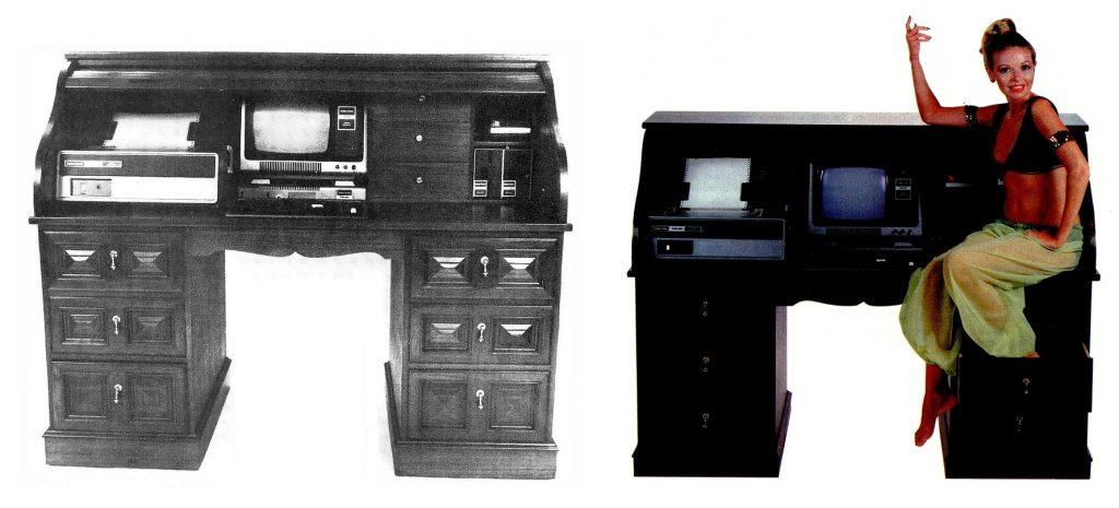 TRS-80-desk