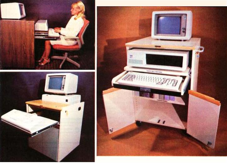 Compucart Workstation